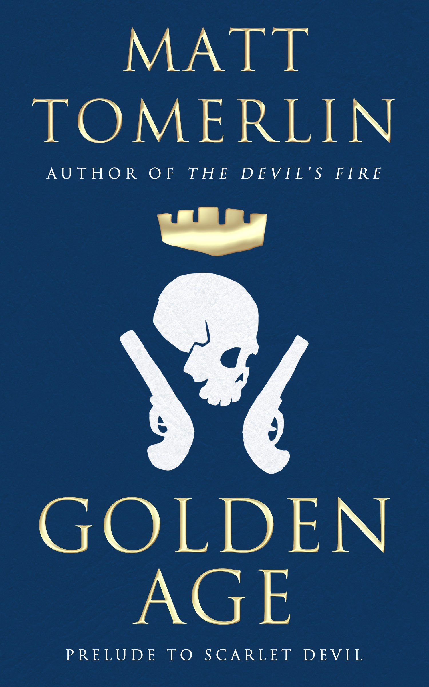 Golden Age by Matt Tomerlin: Prelude to Scarlet Devil